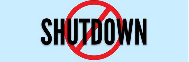 No shutdown