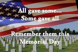 memorial day -2