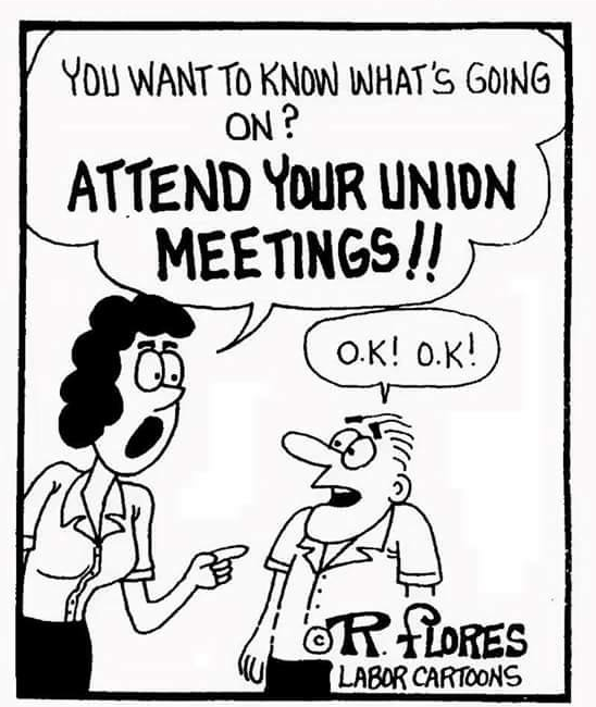 union meetings