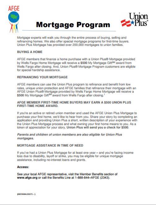 Union Plus Mortgage-2017